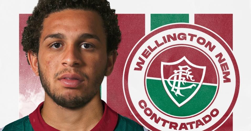 Fluminense anuncia contratação de Wellington Nem