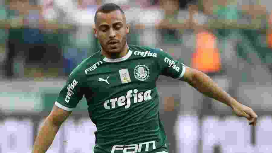 Arthur Cabral teve poucas oportunidades no Palmeiras e, agora, brilha na Europa - Cesar Greco/AG Palmeiras / Divulgação