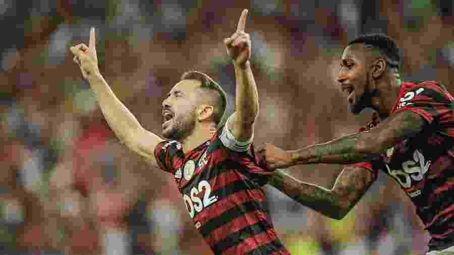 Flamengo receberá a taça do Brasileirão após o jogo contra o Ceará - Allan Carvalho/AGIF
