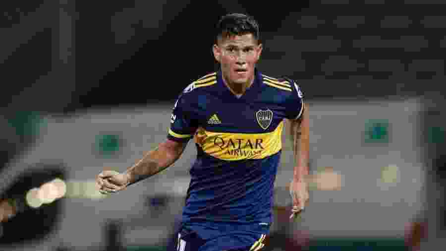 Jorman Campuzano é um dos destaques da versão 2020 do Boca Juniors - Reprodução