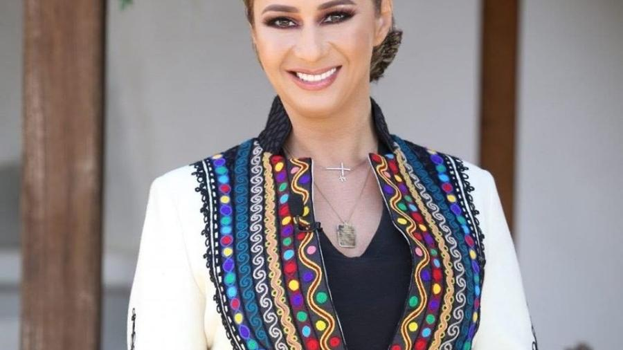 Anamaria Prodan, ex-capa da Playboy que virou dona de time na Romênia - Reprodução