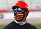 Alvo de racismo, piloto foi pioneiro na Nascar e premiado por empoderamento - Chris Graythen/Getty Images