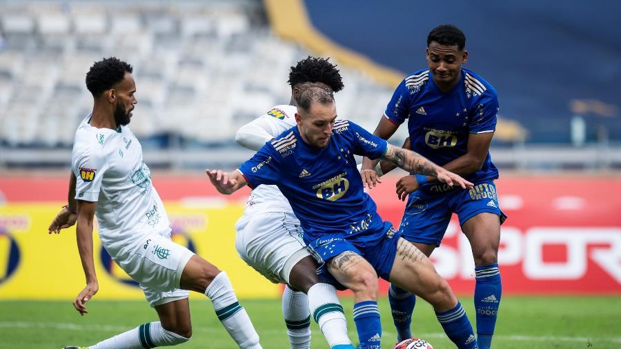 O Cruzeiro precisa derrotar o América por diferença de dois gols para avançar às finais do Campeonato Mineiro - Bruno Haddad/Cruzeiro