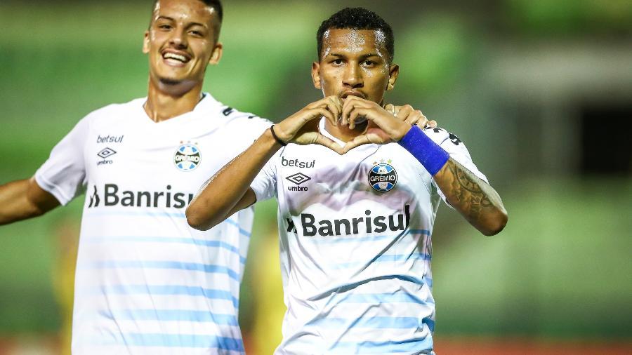 Léo Chú trocou o Grêmio pelo Seattle Sounders, dos Estados Unidos - Lucas Uebel/Grêmio FBPA