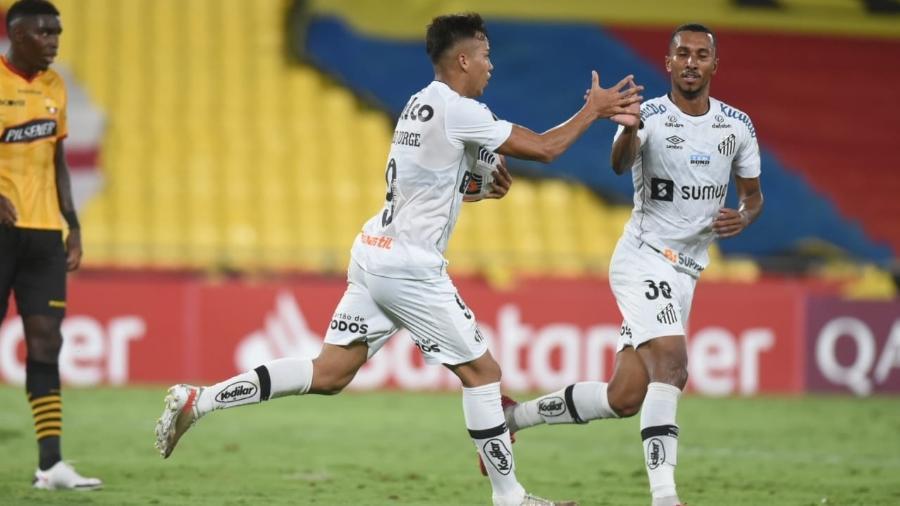 Eliminado na primeira fase da Libertadores, Santos vai disputar a Sul-Americana - Santos/Divulgação