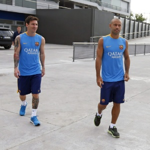 Fotos  Javier Mascherano - - UOL Esporte 34b5324a60064