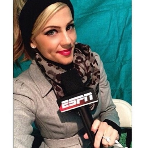 Samantha Steele, mulher de Christian Ponder, do Oakland Raiders