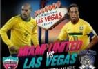 Ronaldinho, Adriano e Deco estão na mira do Las Vegas United