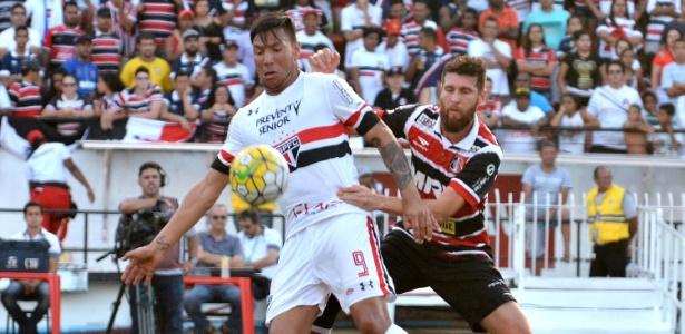 Chavez pode ser comandado pelo terceiro técnico diferente no São Paulo