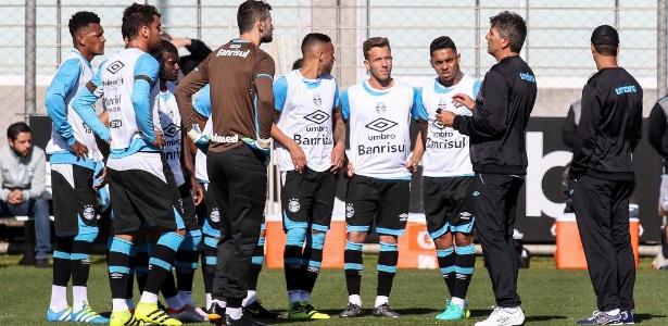 Renato Gaúcho vai abusar da conversa para implantar trabalho no Grêmio - Rodrigo Rodrigues/Grêmio