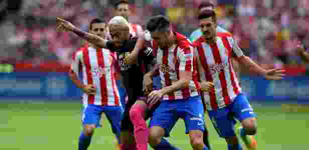 Neymar - Eloy Alonso/Reuters - Eloy Alonso/Reuters
