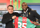 Sissoko leva 'não' de Corinthians, Galo e Inter e jogará Série B na Itália (Foto: Divulgação)