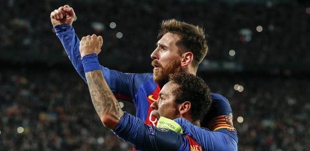 Barcelona x PSG e Real x Monaco: As viradas épicas da Liga dos Campeões