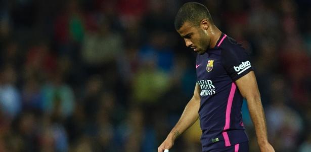 Rafinha quer deixar o Barcelona para ficar na mira de Tite para seleção