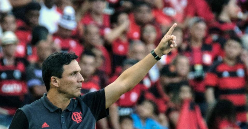 Zé Ricardo Flamengo Fluminense