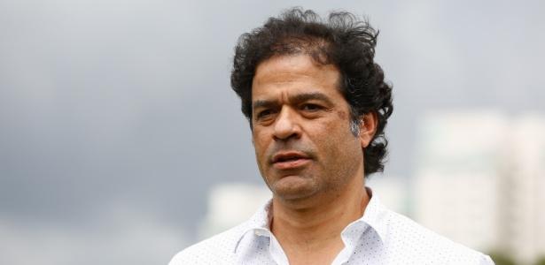 Raí, diretor-executivo de futebol do São Paulo, afirma que probabilidade de título Tricolor em 2019 é grande - Marcello Zambrana/AGIF