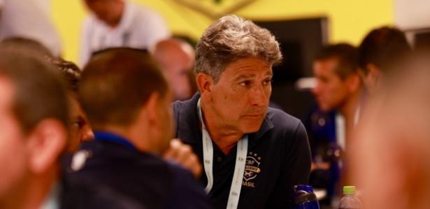01a55062cb Ausências de Renato em curso de técnicos incomodam CBF e Grêmio. Divulgação