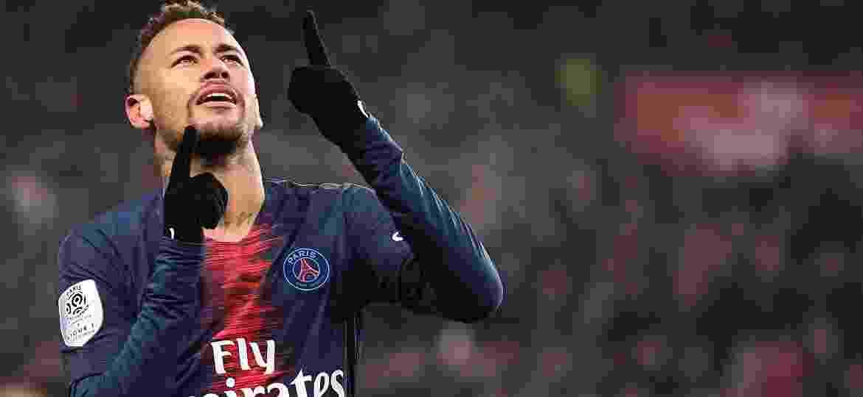 Neymar permanece no PSG no próximo verão, pelo menos é o que assegura o presidente do clube - Anne Christine Poujoulat/AFP