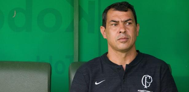 Carille havia planejado um rodízio após as duas primeiras rodadas do Paulista - MAYCON SOLDAN/FOTOARENA/ESTADÃO CONTEÚDO