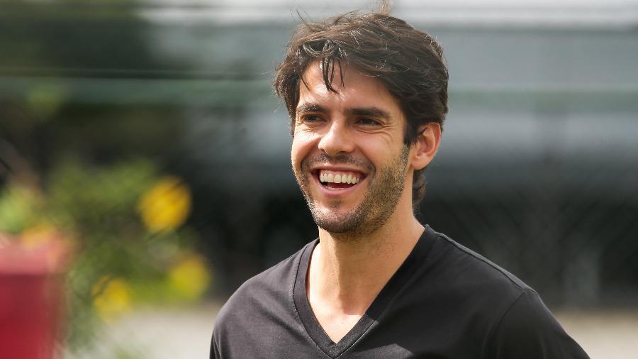 Kaká, ex-jogador do São Paulo e Milan - Marcello Zambrana/AGIF
