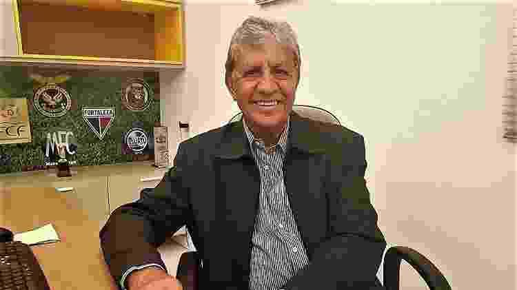 Wilson Piazza, presidente da FAAP (Federação das Associações de Atletas Profissionais) - Reprodução