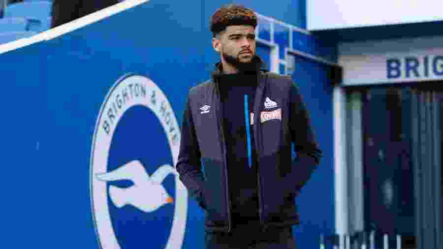 Philip Billing, jogador do Huddersfield Town - William Early/Getty Images
