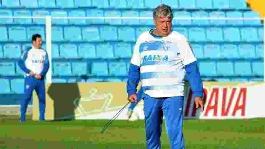 Geninho, técnico do Avaí - André Palma Ribeiro / Avaí FC