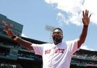 Ex-jogador de beisebol do Red Sox baleado pelas costas deixa a UTI - Divulgação/BostonRedSox
