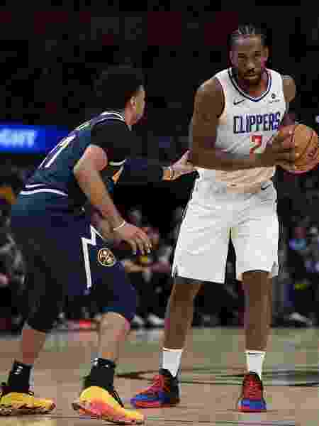Kawhi Leonard (LA Clippers) - Harry How/Getty Images/AFP - Harry How/Getty Images/AFP