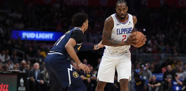 Sobre a saúde do atleta | NBA multa Los Angeles Clippers por fala de técnico sobre Kawhi