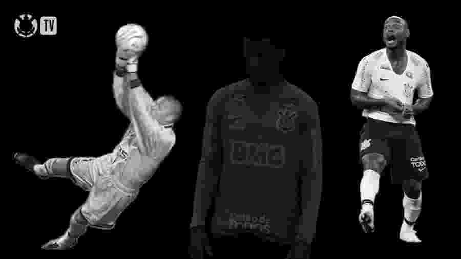 Corinthians lembra jogadores negros do clube em vídeo antirracismo - Reprodução/Corinthians