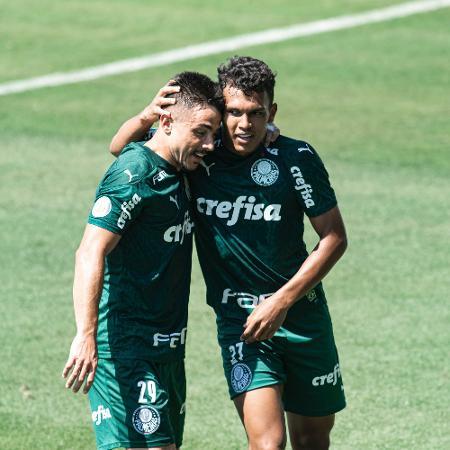 Willian e Gabriel Veron estão com covid-19 e desfalcam o Palmeiras contra o Goiás - Diogo Reis/Diogo Reis/AGIF