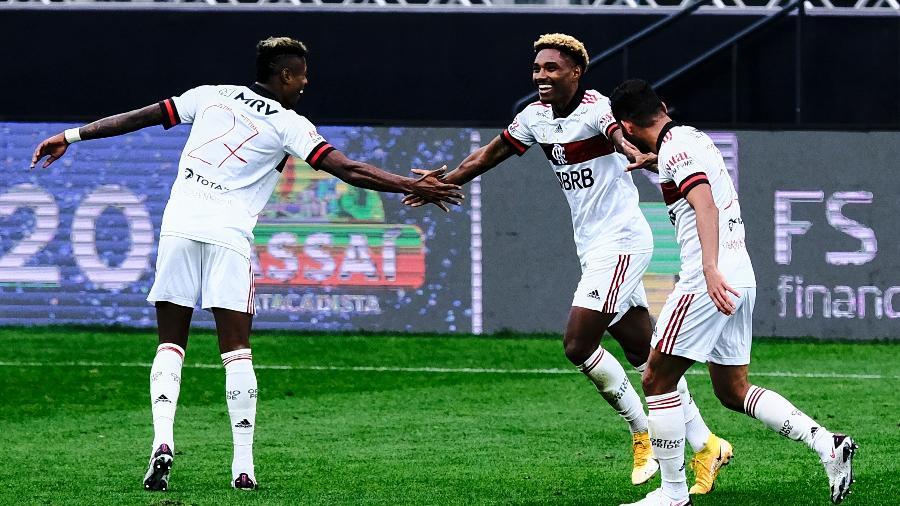 Rodízio não é novidade no Flamengo
