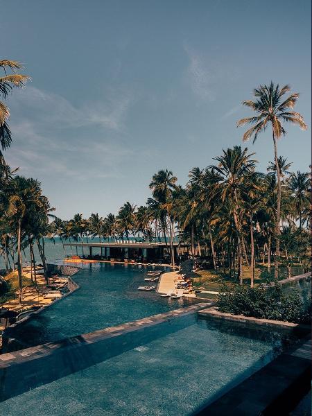 Felipe Melo y Marcus Rocha disfrutan de sus vacaciones en un resort en Fortaleza - Comunicado de prensa - Comunicado de prensa