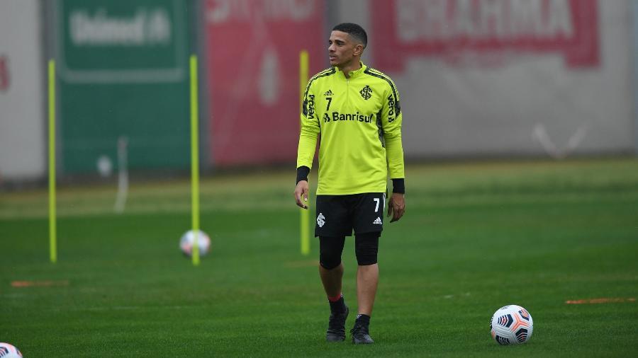 Taison vai voltar a jogar pelo Inter e estreia deve ser hoje - Ricardo Duarte/Inter