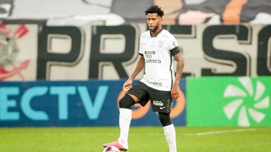 Gil, zagueiro do Corinthians: clube vai jogar terça à tarde para Globo cumprir contrato do Paulistão - Rodrigo Coca/Agência Corinthians