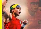 Bia Ferreira conquista o ouro no boxe do Campeonato Mundial Militar