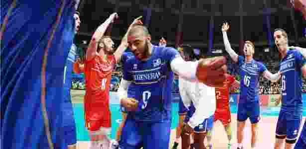 1º vilão da Rio-2016 dá título inédito à França na Liga Mundial de vôlei 556e30ea09c99
