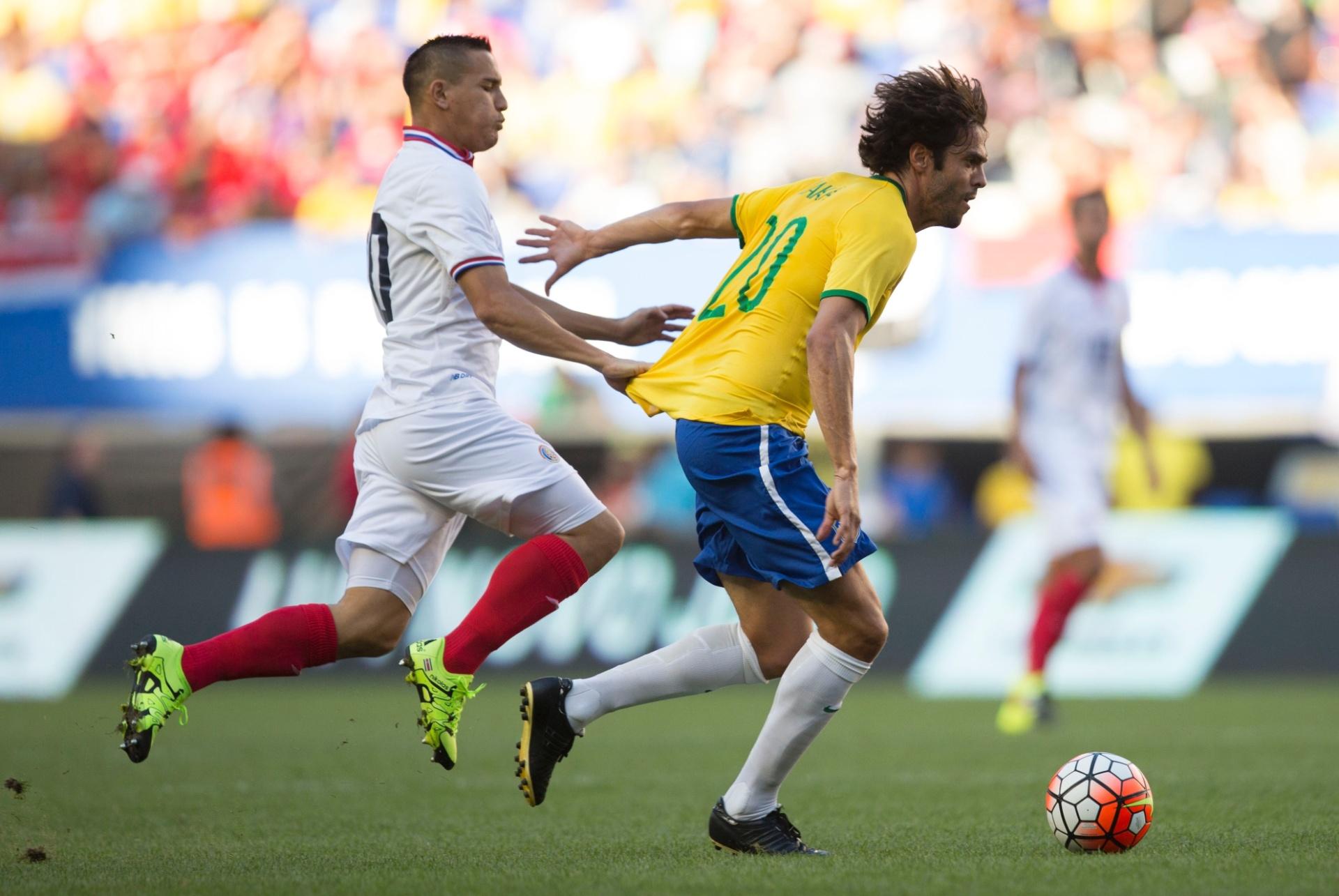7c657ec4b4 Kaká sente lesão e é cortado  Dunga convoca Firmino para a vaga -  06 03 2016 - UOL Esporte