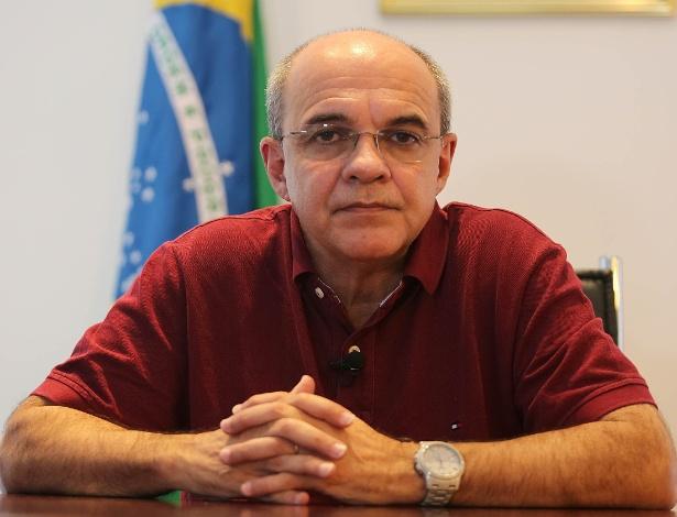 O presidente Eduardo Bandeira de Mello enfrenta um período delicado no Flamengo - Júlio César Guimarães/ UOL