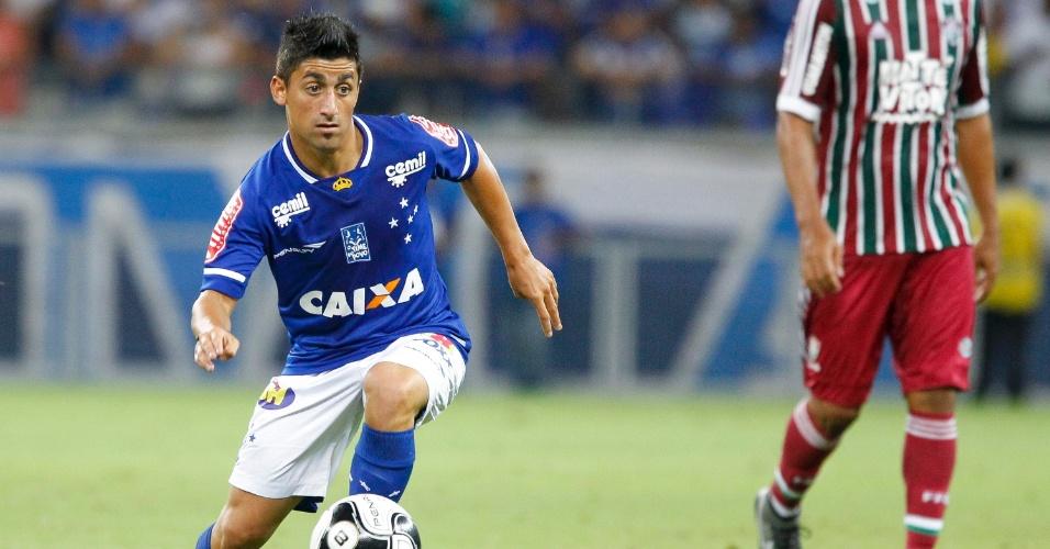 Matías Pisano, meia-atacante do Cruzeiro