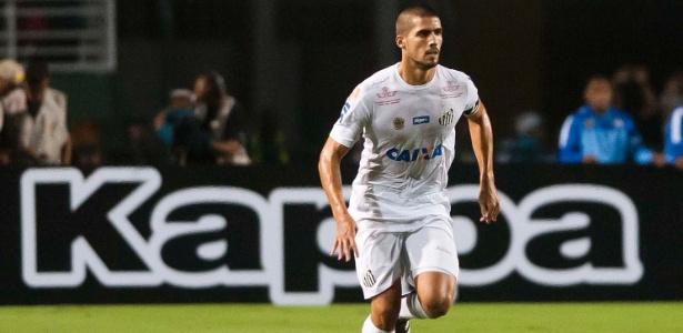 Fábian Noguera foi emprestado ao Estudiantes, da Argentina, até o fim desta temporada
