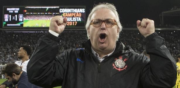 Roberto de Andrade fechou o contrato polêmico que foi rescindido por Andrés
