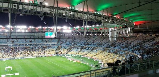 Maracanã voltará a funcionar para uma partida de futebol