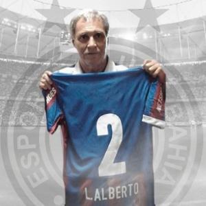 Luiz Alberto foi eleito o maior lateral direito da história do Bahia