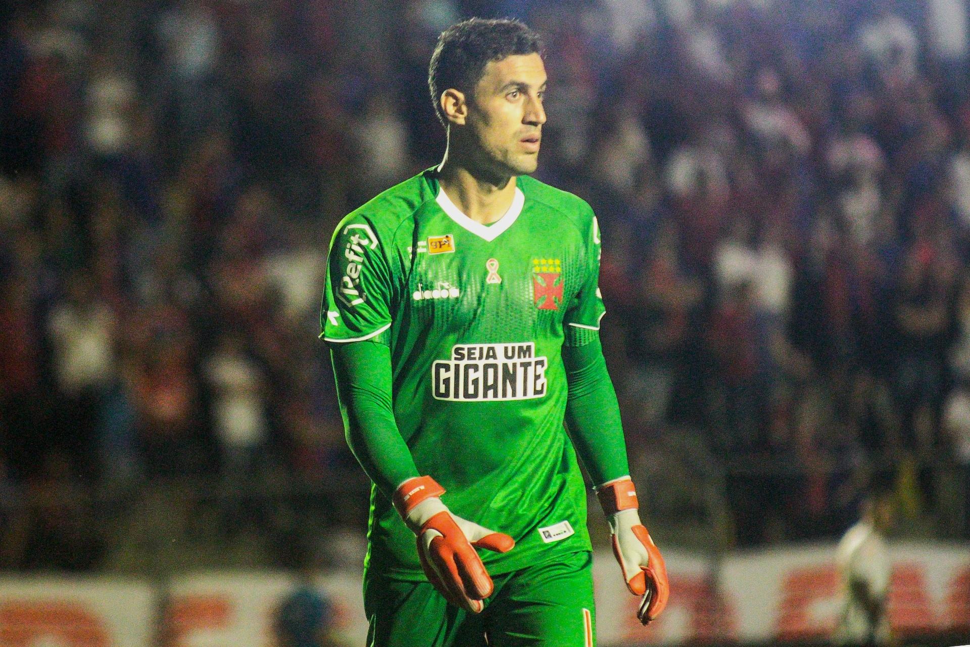 13479eb134 Martin Silva negocia rescisão com o Vasco e pode retornar ao Paraguai -  10 12 2018 - UOL Esporte