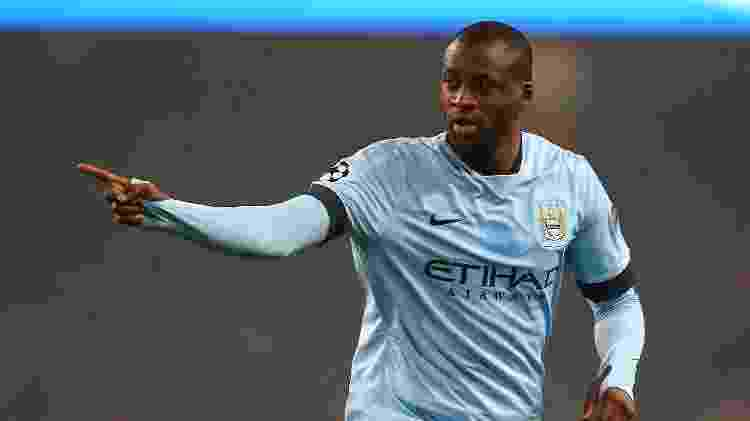 Yaya Touré - Getty Images - Getty Images