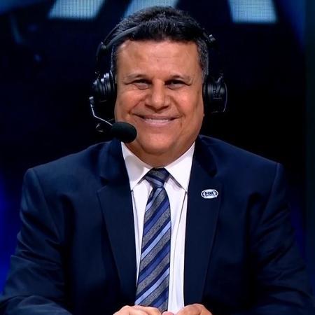 Téo José, do Fox Sports - Divulgação