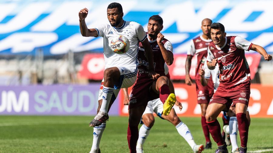 Cruzeiro acordou no segundo tempo e venceu o Patrocinense por 3 a 0 - Bruno Haddad/Cruzeiro
