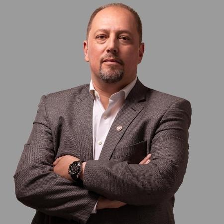 Alessandro Barcellos, presidente do Internacional - Divulgação
